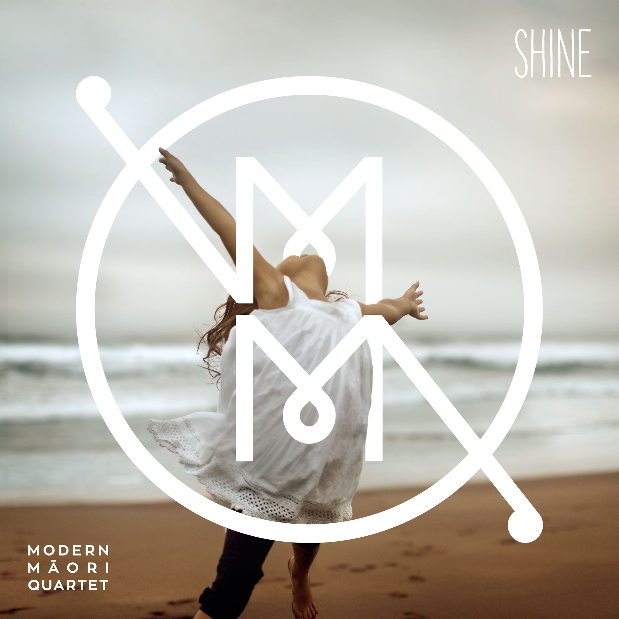 MMQ Shine album cover